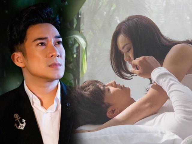 Mai Ngô đóng cảnh giường chiếu táo bạo trong MV nửa tỷ của Quang Hà