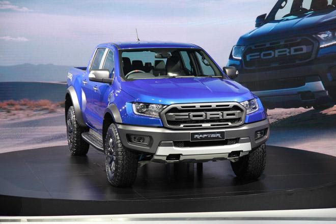 Bảng giá xe bán tải Ford Ranger 2019 lăn bánh - Ưu đãi lên đến 30 triệu đồng - 4