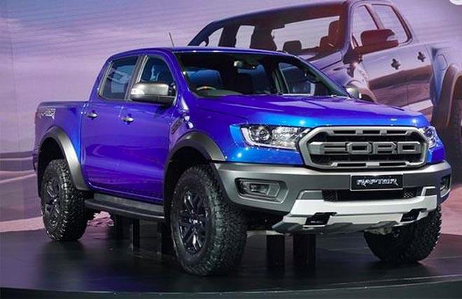 Bảng giá xe bán tải Ford Ranger 2019 lăn bánh - Ưu đãi lên đến 30 triệu đồng - 2