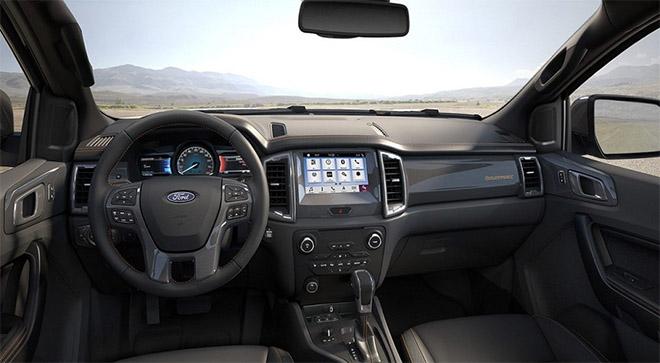 Bảng giá xe bán tải Ford Ranger 2019 lăn bánh - Ưu đãi lên đến 30 triệu đồng - 3
