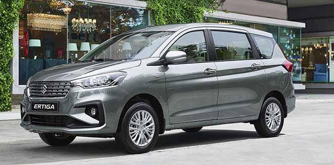 Suzuki Ertiga thế hệ mới sắp được ra mắt tại Việt Nam - 1