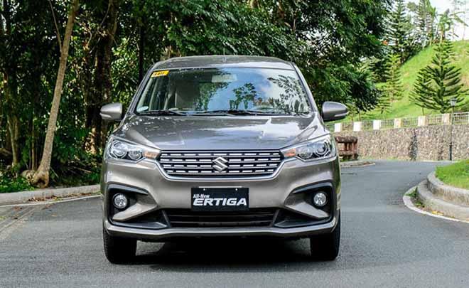 Suzuki Ertiga thế hệ mới sắp được ra mắt tại Việt Nam - 3