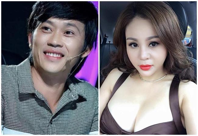 """Trong chương trình """"Hội ngộ danh hài"""" phát sóng năm 2017, danh hài Lê Giang gây chú ý khi bất ngờ tuyên bố cô từng được Hoài Linh đòi cưới nhiều lần nhưng đều từ chối."""