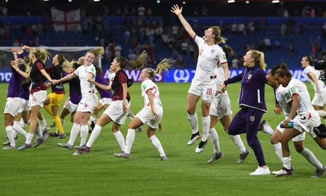 Na Uy - Anh: Trái phá vô-lê, đại thắng tưng bừng (World Cup nữ) - 1