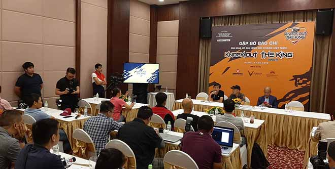Hà Nội sẽ là nơi tổ chức giải đua xe địa hình đối kháng vòng 3 - 1