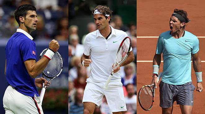 Wimbledon khai chiến: Federer, Djokovic, Nadal ai sáng cửa vô địch nhất - 1