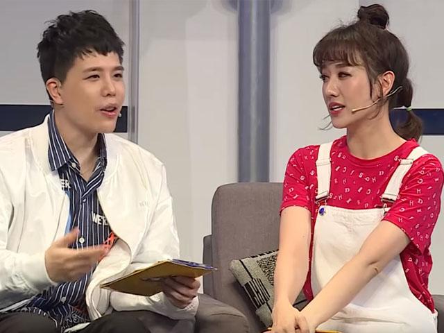 Trịnh Thăng Bình bức xúc khi Hari Won PR Trấn Thành quá đà trên sóng truyền hình