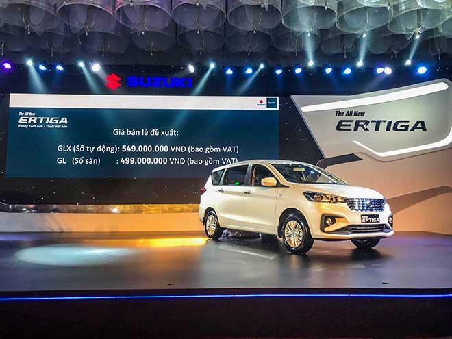 Suzuki Ertiga thế hệ mới chính thức ra mắt khách hàng Việt - 2