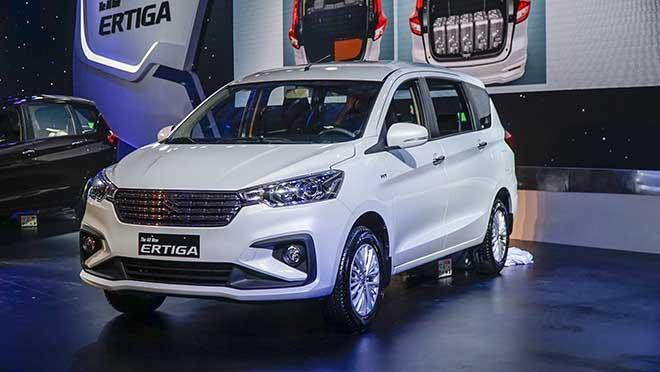 Suzuki Ertiga thế hệ mới chính thức ra mắt khách hàng Việt - 4