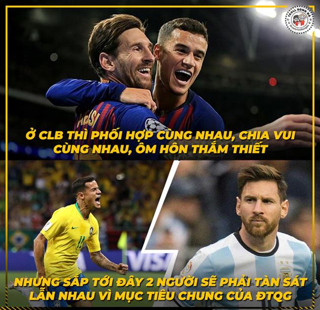 Đồng đội ở CLB và giờ là đối thủ ở đội tuyển quốc gia.
