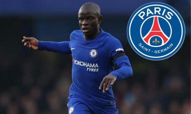 Transfer HOT 30/6: PSG withdrew Chelsea, with the intention of repatriating Kante - 1