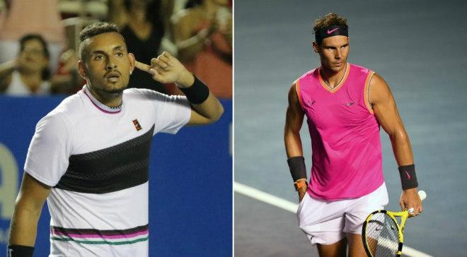 """Wimbledon khai màn: Nadal phảidè chừng""""trai hư"""" Kyrgios - 1"""
