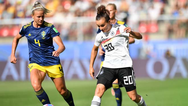 Video, results of German - Swedish football: spectacular uphill, seismic Europe (Women's World Cup) - 1
