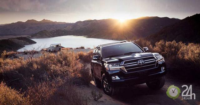 """Toyota và BMW suy nghĩ về việc """"bắt tay nhau"""" để tạo nên một phiên bản đặc biệt của Land Cruiser"""
