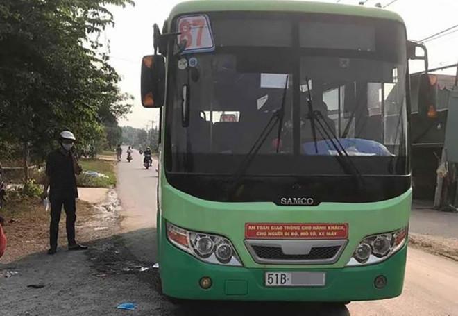 Hung thủ sát hại tiếp viên xe bus đang bị giám sát ở bệnh viện - 1