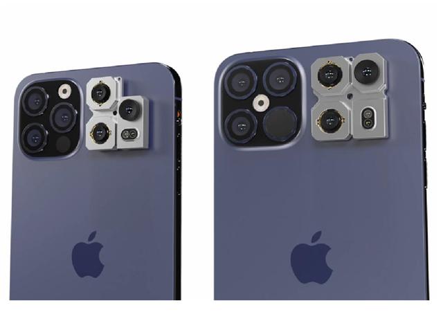 Giải mã cụm camera iPhone 12 Pro với máy quét LiDAR