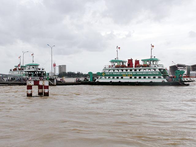 22 giờ đêm nay tạm dừng hoạt động phà Cát Lái nối TP.HCM và Đồng Nai