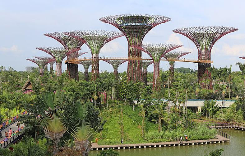 Những tòa nhà ấn tượng nhất châu Á - 5