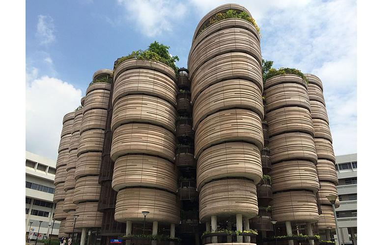 Những tòa nhà ấn tượng nhất châu Á - 9