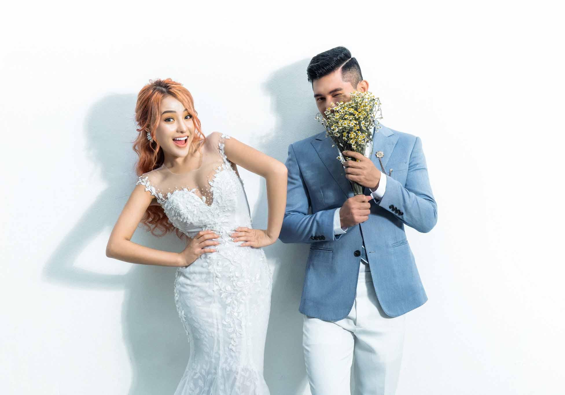 Lương Bằng Quang hoãn đám cưới với bạn gái kém 16 tuổi vì dịch Covid-19 - 1