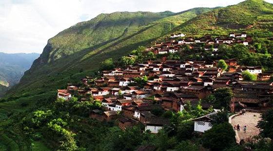 Những ngôi làng bí ẩn nhất Trung Quốc - 1