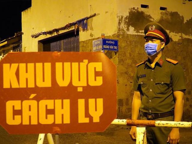 Bình Thuận dỡ khu cách ly sau 21 ngày bị phong toả