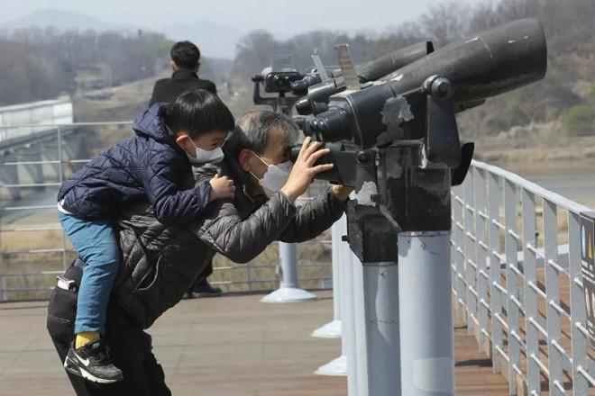 Hình ảnh mới nhất về cuộc sống người dân Triều Tiên, nơi chưa bị Covid-19 tấn công - 1