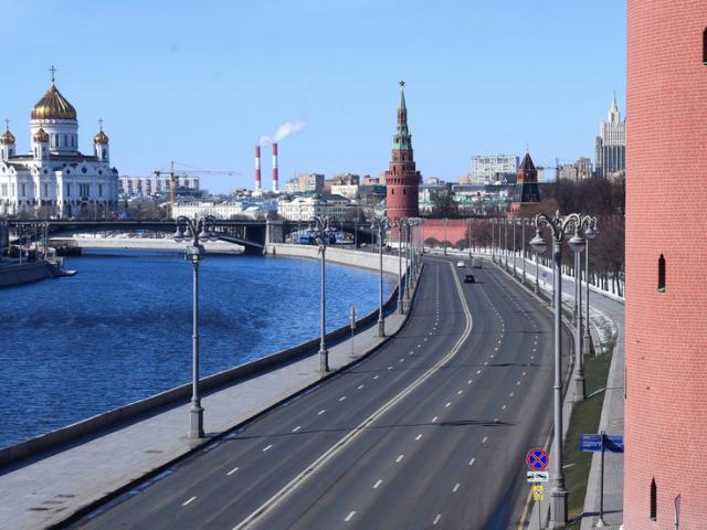 Nga: Hơn 3.500 người mắc Covid-19, Putin cho dân nghỉ làm có lương đến hết tháng 4
