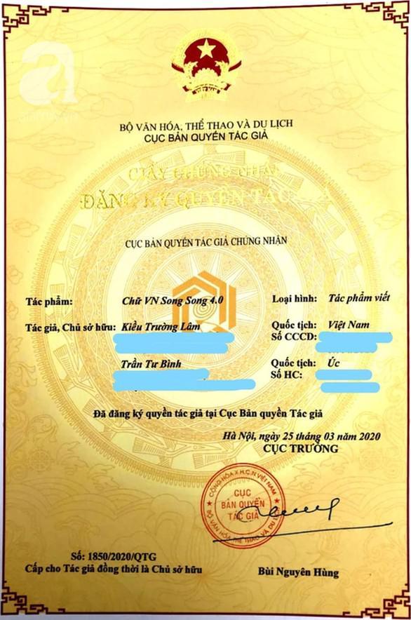 Tiếng Việt không dấu được cấp bản quyền, còn nhiều tranh cãi về có sử dụng hay không - 1
