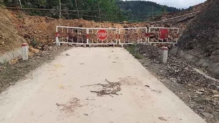 Quảng Ninh yêu cầu không đượcđổ đất,ngăn đường khi thực hiện cách ly xã hội - 1