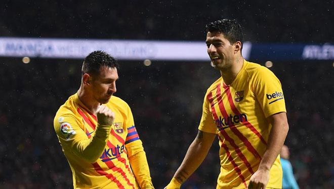 """Suarez tiết lộ """"thâm cung bí sử"""" Messi và Barca mâu thuẫn tiền lương - 1"""