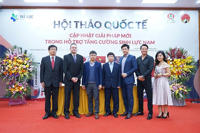 Tengsu - Thực phẩm tăng cường sinh lý dạng viên ngậm đầu tiên tại Việt Nam - 1
