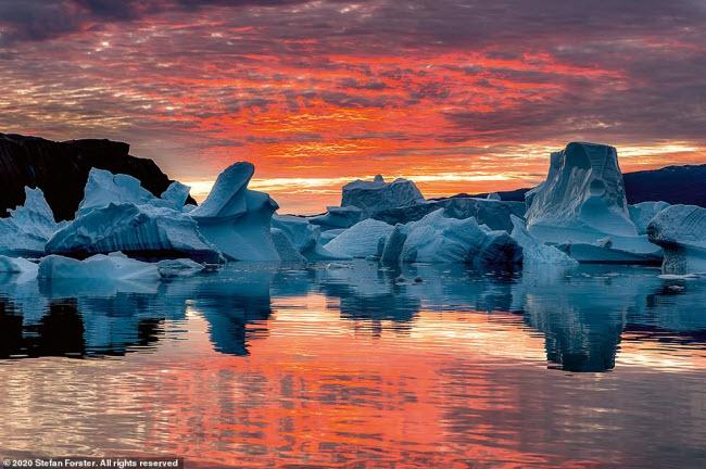 Vẻ đẹp mê hoặc của phong cảnh vùng Bắc Âu - 1