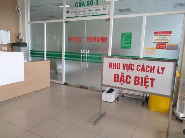 Cách ly hàng chục nhân viên y tế sau khi một người nước ngoài nhiễm Covid-19 ở Hà Nội