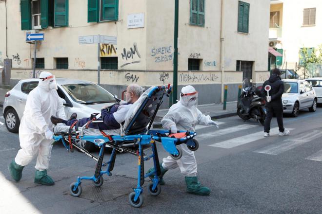 Dịch Covid-19: Hơn 59.000 người tử vong trên toàn cầu - 1