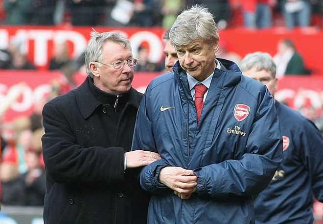 Hé lộ ly kỳ về sự đối địch MU - Arsenal trong kỷ nguyên Ngoại hạng Anh - 1