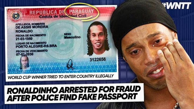 Ronaldinho gây sốc từ chối phòng VIP trong tù, 5 tháng nữa được thả - 1