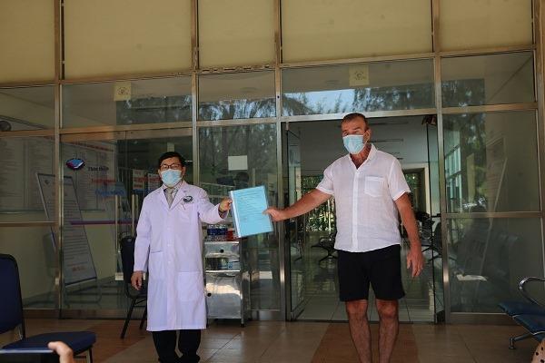 91 người đã được chữa khỏi bệnh Covid-19 tại Việt Nam - 1