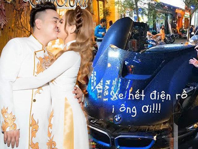 Streamer giàu nhất Việt Nam tiêu tiền thả ga, lái siêu xe bóng loáng khiến ai cũng kiêng nể