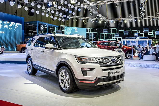 Bảng giá xe Ford tháng 4/2020, Ecosport bản Trend giảm 65 triệu đồng - 1