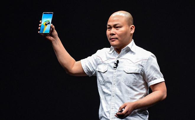 CEO Bkav Nguyễn Tử Quảng dời lịch ra mắt Bphone B86 - 1