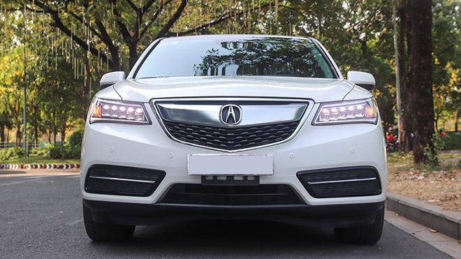 Xe SUV hàng hiếm Acura MDX đời cao được rao bán 3,4 tỷ đồng tại Việt Nam - 1