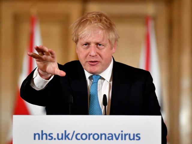 """Tiết lộ """"phương án B"""" của nước Anh nếu ông Jonhson không thể lãnh đạo vì Covid-19"""