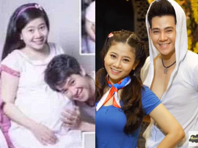 Loạt ảnh hậu trường 5 năm trước tiết lộ điều bất ngờ về Mai Phương và Phùng Ngọc Huy