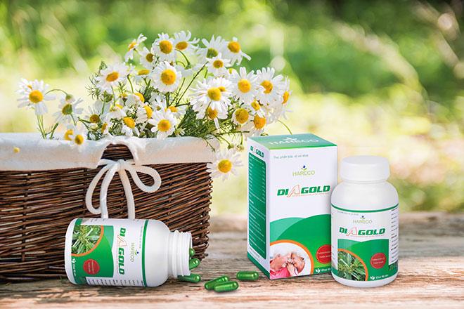 Thực phẩm bảo vệ sức khỏe DIAGOLD - giải pháp đột phá ngăn ngừa biến chứng bệnh tiểu đường - 1