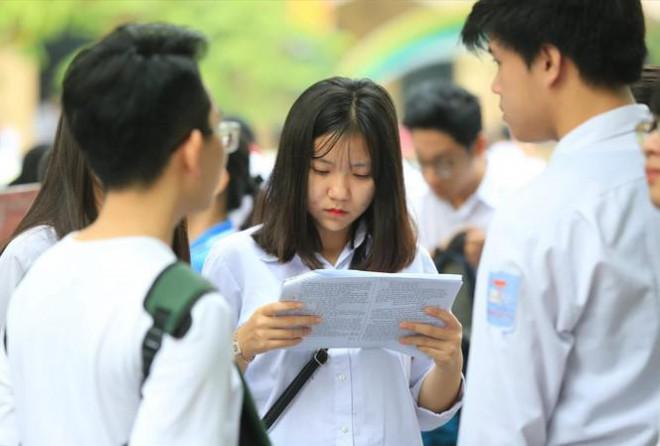Phương án nào cho kỳ thi THPT quốc gia 2020? - 1