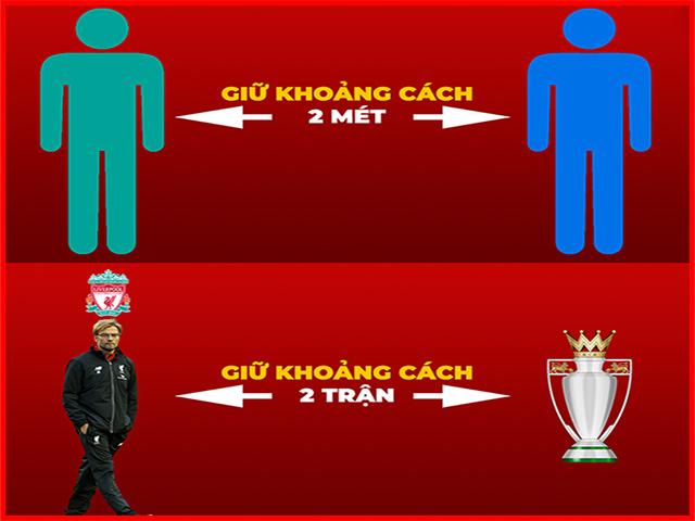 """Ảnh chế: Liverpool giữ khoảng cách """"an toàn"""" với cúp ngoại hạng Anh"""