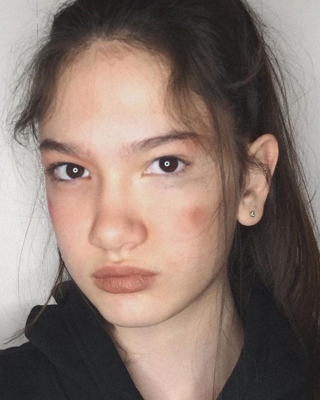 Em gái thủ môn Đặng Văn Lâm ngày càng phổng phao, khoe ảnh nhan sắc xinh đẹp ở tuổi 13 - 6
