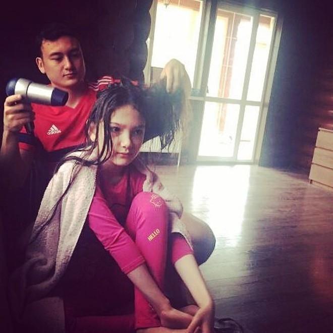 Em gái thủ môn Đặng Văn Lâm ngày càng phổng phao, khoe ảnh nhan sắc xinh đẹp ở tuổi 13 - 3