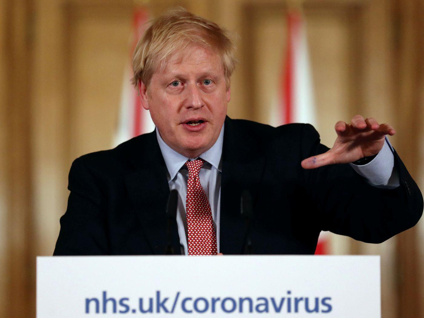 Điều gì đã xảy ra với Thủ tướng Anh trước khi phải nhập viện vì Covid-19? - 1
